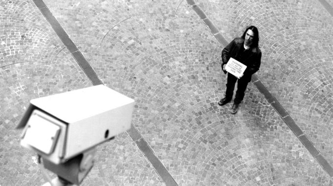 Denis Beaubois, In the event of Amnesia the city will recall… 1996 – 1997 (Instalação).