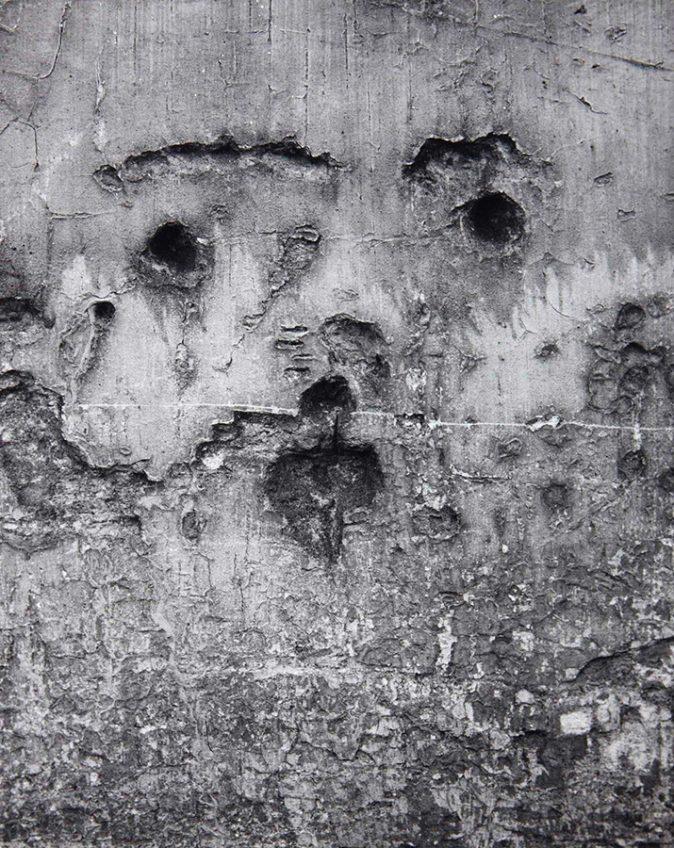 Brassaï, Graffiti, Série III: O Nascimento do Rosto, 1935-50