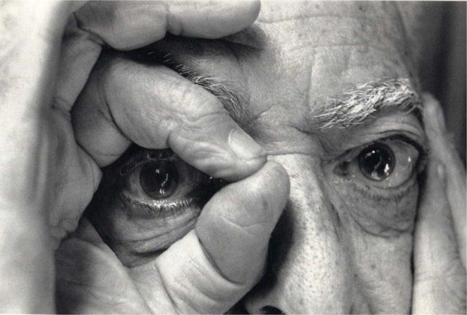 John Loengard. Brassai, 1981