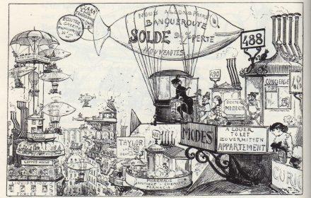 Albert Robida, 1883